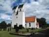 Färlöv kyrka - juli 2012