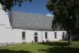 Kyrkans södra sida.
