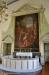Altartavla från 1856 av P M Kindberg