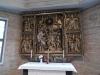 Altarskåpet.