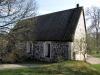 Långhus och sakristia kan dateras till tiden omkring 1300