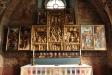 Predikstol från 1688