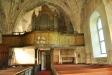 Orgelfasaden från 1899