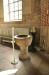 Dopfunt i sandsten från 1200-talet