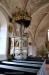 Predikstolen tillverkades 1654