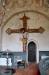 den flyttades 1749 från kyrkans södra till dess norra sida