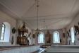 Predikstolen vars korg hört till en tidigare från 1590-talet