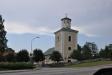 Östhammars kyrka 26 juli 2016
