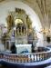 Altaruppsatsen. Foto av Östen Westman.
