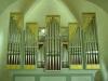 Orgeln i närbild. Foto: Bertil Mattsson