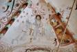 den helige Andes utgjutande över Jungfru Maria och apostlarna