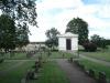 Creutz-Cronhielmska gravkoret på kyrkogården