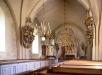 Låssa kyrka. Foto: Åke Johansson