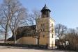 Läby kyrka april 2011