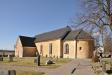 Skogs-Tibble kyrka april 2011