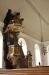 Magnifik predikstol av okänd mästare