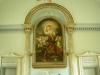 En underbar liten madonnabild på orgeln!