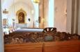 Orgeln installerades 1972