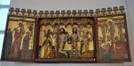 Altarskåp från början av 1500-talet