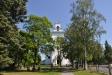 ett medeltida hus som man tror varit del av gammal kyrka eller kastal