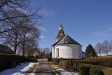 Västerlösa kyrka 8 april 2013