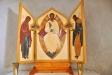 Det vackra altarskåpet