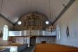 Orgeln av Pehr Schiörlin från 1785 fick en fasad av Jonas Berggren