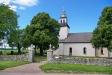 Hagebyhöga kyrka juli 2012