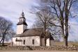 Hagebyhöga kyrka april 2013