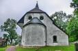 Nässja kyrka juli 2012