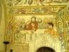 Målning i koret