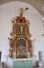 En altartavla i fem våningar från 1763