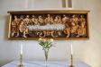 Altartavla från set 1600-tal