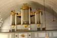 Kyrkans första orgel tillkom 1846