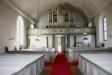 denna ersattes 1964 av en nybyggd mekanisk orgel med 20 stämmor.
