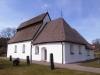Värna kyrka i april 2005