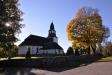 Kristbergs kyrka 10 oktober 2012