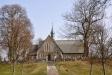 En kyrka på engelska landsbygden? Nej