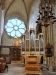 Den vackert ljudande kororgeln som kommit från Immanuelskyrkan i Stockholm