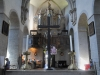 altaret bakåt