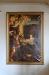 Kopia av Botticellis målning ´Madonna del Magnificat