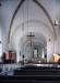 S:t Olofs kyrka i Falköping på 90-talet. Foto: Åke Johansson.