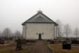 Broddetorps kyrka från öster. Foto: (c) Kerstin Pilblad 2011.