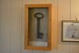 Nyckeln till Broddetorps gamla kyrka