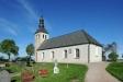 Medeltida runhäll i Gudhems kyrka - Vg 88M