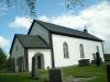 Lavad kyrka i maj 2010