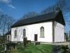 Lavads kyrka på 90-talet. Foto: Åke Johansson.