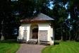 Gravkoret på kyrkogården