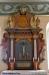 Altaruppsats från 1694 anses vara gjord av Georg Baselaque