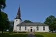 Örslösa kyrka foto Christian
